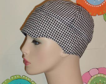 Womens Chemo Hat Cancer Caps Made in the USA (For Size Guide , see 'Item Details' located under Photos.) MEDIUM