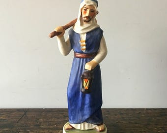 "Vintage 1961 Goebel, "" St. Joseph "" Made in W. Germany Designed By Janet Robson"