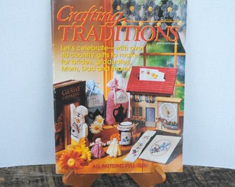 Crafting Traditions May June 1996 Magazine