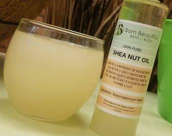 Shea Nut Oil - Body Oil - Hair Oil - Natural Hair Oil - Loc Method