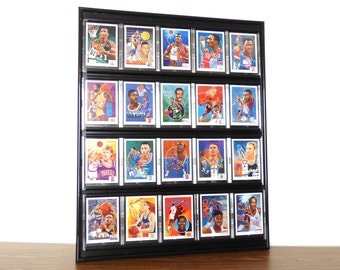 1990s Basketball Wall Decor 1991 Upper Deck Collector's Choice NBA