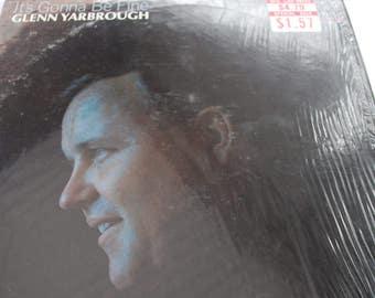 It's Gonna Be Fine Glenn Yarbrough, Vintage Record Album 1965