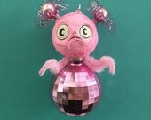 Pinkie at the disco