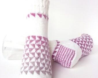 Short Socks, Hand Knit Unique, Ankle Socks, Boho Socks, Men Women Socks, Teen Sox, Spring Socks, Hipster Socks, Short Sox, Slipper Socks
