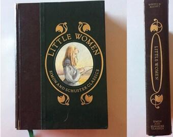 Simon and Schuster Classics: Little Women (1982, Hardcover)