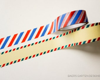Washi Tape Air Mail Set of Two