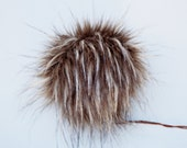 Faux Fur Pompom, handmade hat accessory,Fur Pompoms. Faux Fur. Fur Pompoms. Fur Pom Pom. Pompoms Faux Detachable