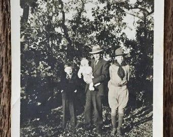 Original Vintage Photograph The Scout Morris 1933