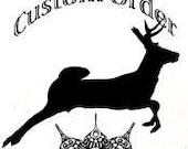 Custom Order for Sue