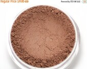 "On Sale - Matte Pinky Beige Blush - ""Fable"" - Vegan Mineral Blush Net Wt 4.5g natural blush for light to medium skin"
