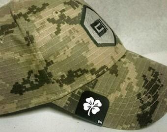 Brim-It Hat Clip- 4 Leaf Clover