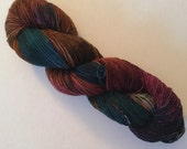 Brand New for 2017 - Smoky Mountains - Speckled Fingering / Sock Yarn