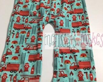 Grow With Me Pants - Boys Monsterloones - Girls Monsterloones - Monsterloones - Baby Leggings - Baby Shower Gift - Cloth Diaper - Maxaloones