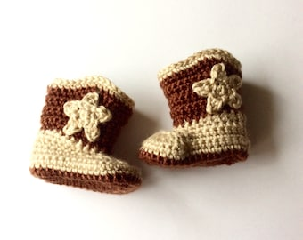 Baby Boot Scoot'n Boots // Made To Order