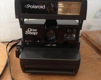 Polaroid One Step Instant Film Camera