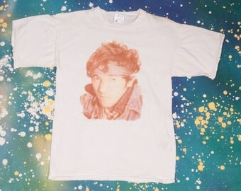 Bruce Springsteen  Rock T-Shirt Size M