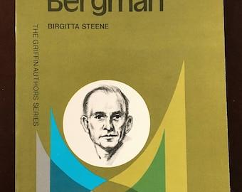 Ingmar Bergman, by Birgitta Steene