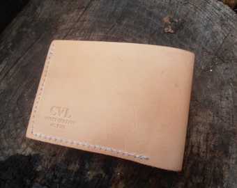 Inexpensive Wallet, Utility Wallet, Men's Wallet, Men's Leather Wallet, Minimalist Wallet