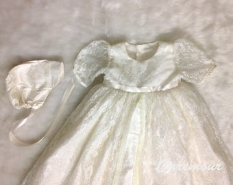Boys Christening Gown