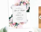 Sample Pack - sample range of wedding invitations