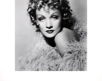 Marlene Dietrich-1989 Poster