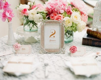 White Lace Tablecloths reserved