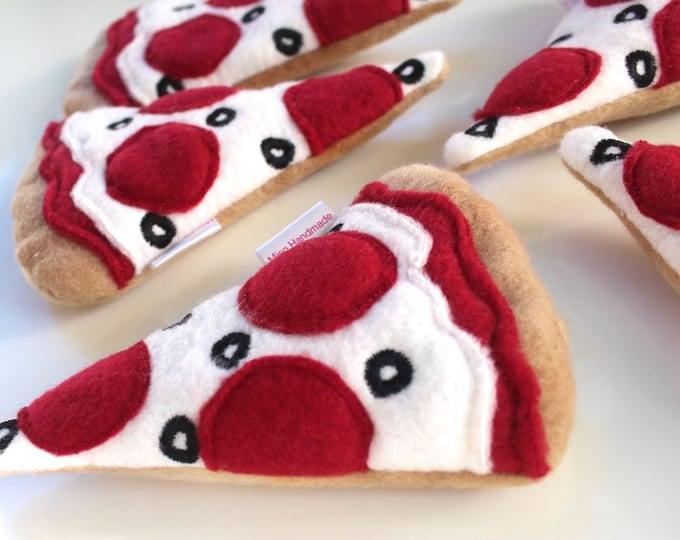 Featured listing image: Extra Crispy Catnip Pizza | Catnip Toy | Catnip Pizza | Catnip | Vegan  | Crinkle Noise Toy | Cat Gift | Cat Lady Gift | Cat Pizza | Cat Toy