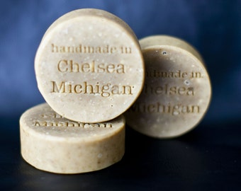 Tea Tree Chamomile & Lavender Face Soap