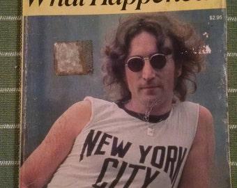Lennon: What Happened!   / Paperback