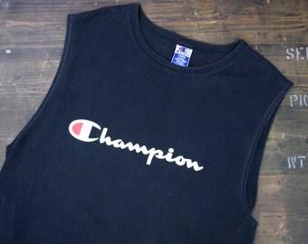 Champion T-shirt Tank Top