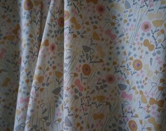 London Calling Dawn Cotton Lawn Fabric by Robert Kaufman