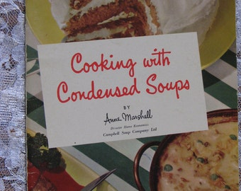 Cooking With Condensed Soups