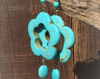 Free Shipping on Simulated Turquoise Earrings