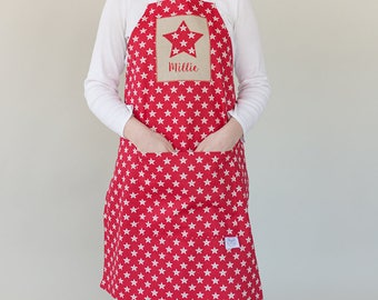 Personalised Apron, Personalized Baking Gift, Gift for Cook, Gift for Baker, Kitchenware