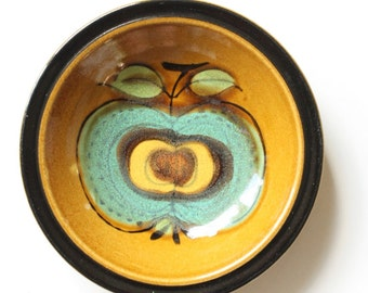 Electra Casual Stoneware La Pomme 'The Apple' bowl made in Japan