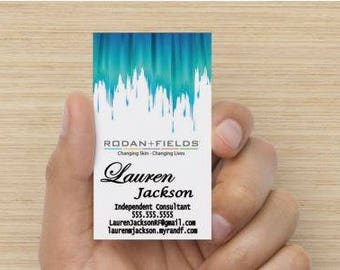 Rodan and Fields business card digital image