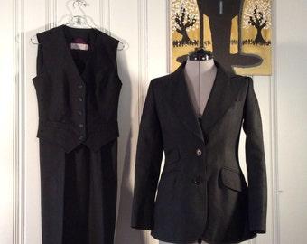 1980's Bergdorf Goodman Suit