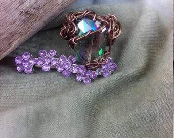 Sherwood Forest Maid Marian Ring
