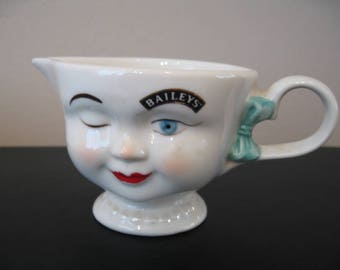 "Vintage Limited Edition Bailey's Irish Cream ""Yum"" Creamer"