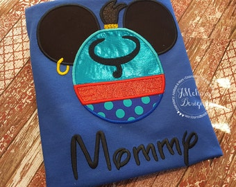 Genie Inspired Mouse Custom embroidered Disney Inspired Vacation Shirts for the Family! 34