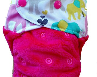 PARADE - snap in one multi fit nappy