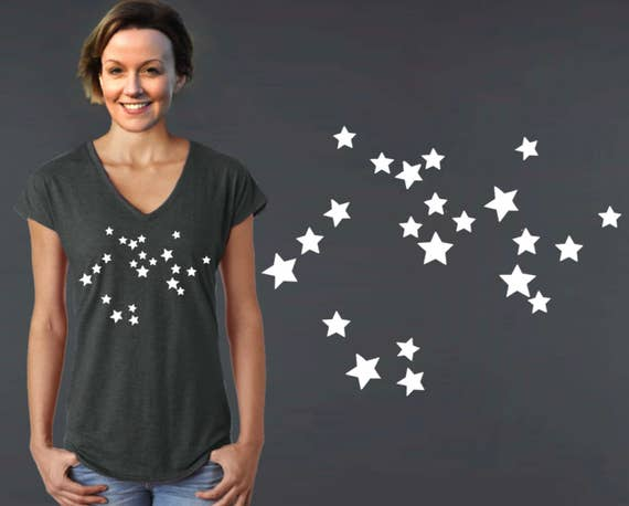 Sagittarius Constellation | Sagittarius | Zodiac T-shirt | Sagittarius Tee | Sagittarius T-shirt | Zodiac Tee | Korena Loves
