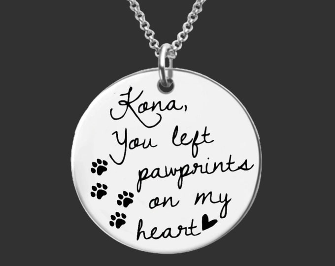 Pet Memorial Gifts | Bereavement Gifts | Dog Memorial Gift | Dog Memorial Gift | Personalized Gifts | Korena Loves
