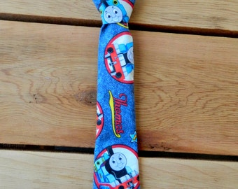 Thomas the Tank Engine Adjustable Neck Tie or Bow-Tie: 0-18 Months, 2T-4T, 5T/6T, 7/8