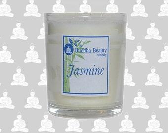 Jasmine - Jasmine Organic Votive Candle 9cl