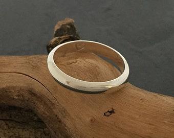 Men's Secret Heart Ring