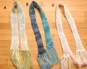 Blythe Doll Scarves Knit Mohair Gift
