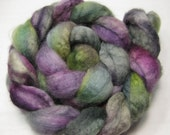 Lavender Morning - BFL  roving