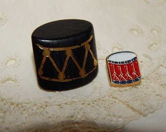 Drum Musical Instrument  Buttons - 2