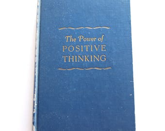 Vintage Book, The Power of Positive Thinking